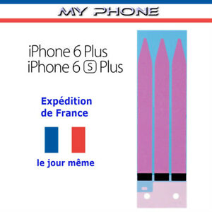 Autocollant-Sticker-adhesifs-colle-batterie-IPHONE-6-Plus-6-6S-Plus-Strips