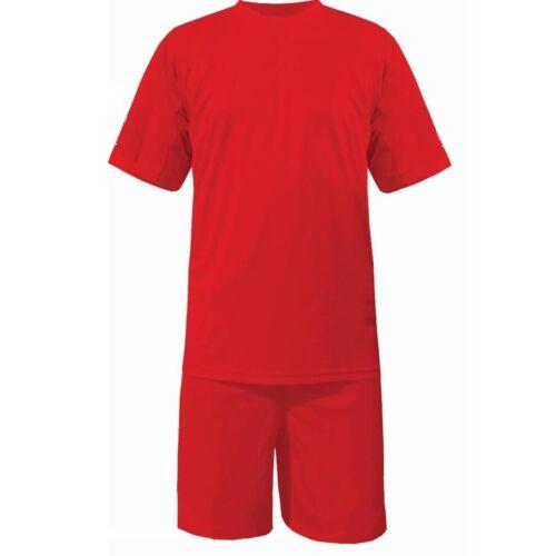 Football Kit Soccer kit Short Sleeve Adult Boys /& Socks Shirt, Short /& Socks