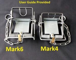 Fenn Mark6 or Mark4 trap or Tunnel fen Mk4 Mk6