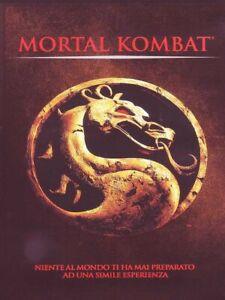 Mortal kombat (film Paul W. S. Anderson, 1995) - DVD