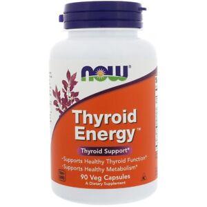 Now-Foods-Thyroid-Energy-90-Veg-Capsules