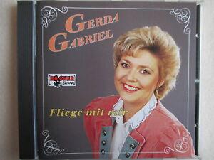 Gerda-Gabriel-Fliege-mit-mir-CD-Neuwertig