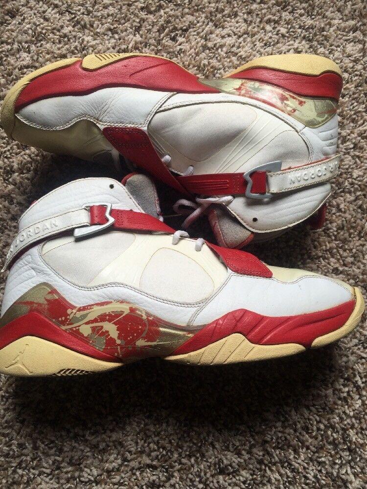 Air Jordan Retro 8 Size 10.5 No 467807-101 2011