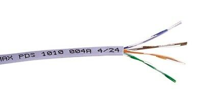 CM-01224BAG-3 24 AWG 12 PAIR Solid CAT-3 Riser Grey U//UTP Cable 400FT