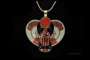 Wing-scarabee-pendant-lucky-chain-egypt-egyptian-jewelry-8934