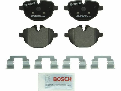 For 2011-2019 BMW X3 Brake Pad Set Rear Bosch 96753RR 2012 2013 2014 2015 2016
