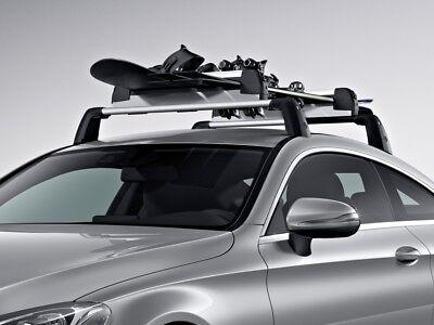 original Mercedes Benz Grundträger Dachträger A 205 C-Klasse Coupe