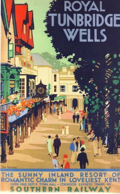 Vintage British Rail River Spey Railway Poster A3//A2//A1 Print