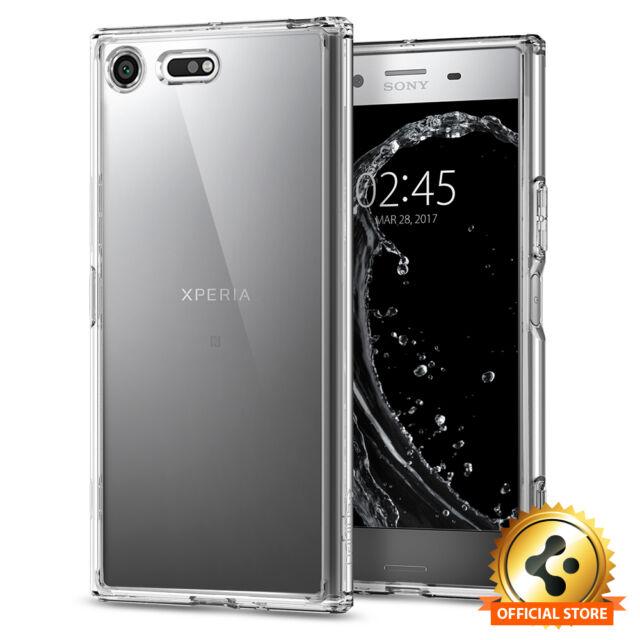 best cheap a057e 11570 Spigen Sony Xperia XZ Premium Ultra Hybrid Shockproof Bumper Case Cover
