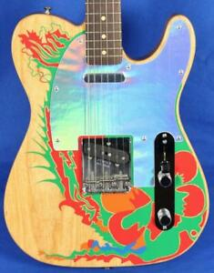 Fender-Jimmy-Page-Telecaster-Tele-Electric-Guitar-w-OHSC-Led-Zeppelin