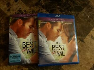 The-Best-of-Me-Blu-ray-Disc-2015-includes-slipcover-case-artwork-and-movie