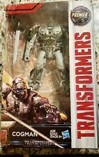 Transformers MV5 Last Knight Premier Ed Deluxe W3 Cogman In stock