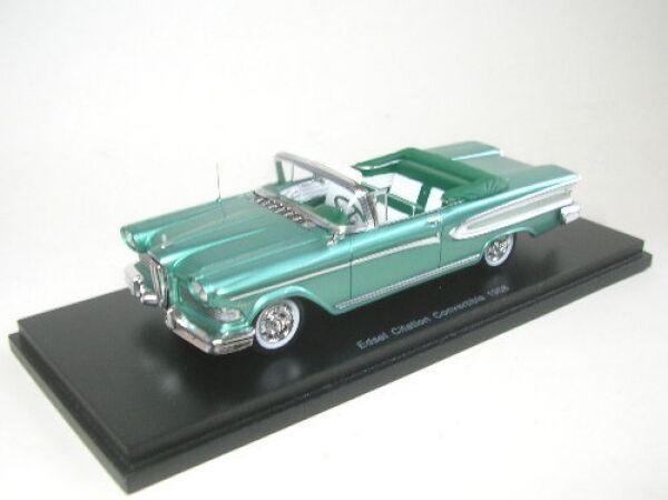 Edsel citation converdeible (verde) 1958