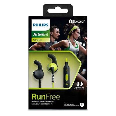 Philips SHQ6500CL Bluetooth Sports Headphones SHQ6500