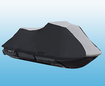 """Tigershark by Arctic Cat TS 1100 R 1999 118/"""" Towable  Jet Ski Cover 2 Seat"""