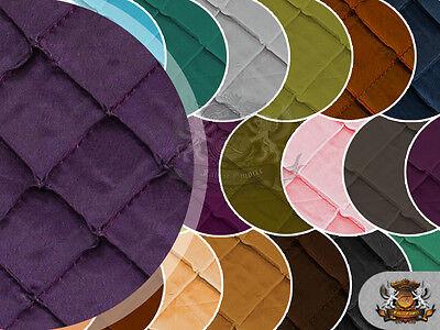 "Taffeta Pintuck 2/""x2/"" Diamond Fabric LIGHT ROYAL BLUE 55/"" Wide// Sold by the yard"