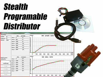 Ford Pinto  fully programmable BlackBox and Electronic ignition Distributor