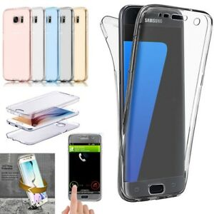 360-COQUE-ETUI-HOUSSE-CLEAR-INTEGRAL-FULL-TPU-SOFT-GEL-SILICONE-TACTILE-SAMSUNG