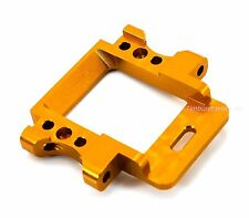 HSP Gold Aluminum Front Gearbox Arm Mount (Replace 02022) Redcat Tornado EPX S30