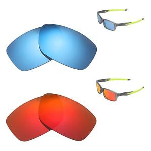 52705a75d1 Walleva Fire Red + Ice Blue Polarized Lenses For Crosslink 55 ...