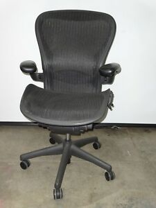 Herman Miller Aeron size B and C in very good to excellent condition