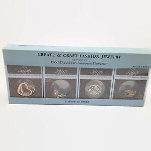 Jolee-039-s-Jewels-Crystallized-Swarovski-Elements-8-Assorted-Packs-Jewelry-Findings