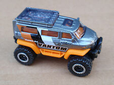 2013 Matchbox VANTOM 91/120 MBX Explorers LOOSE Grey