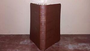 1969 Messale Popolo Busta Benedettini Brepols N° 603 Front.grav.tr.or Segnalibro
