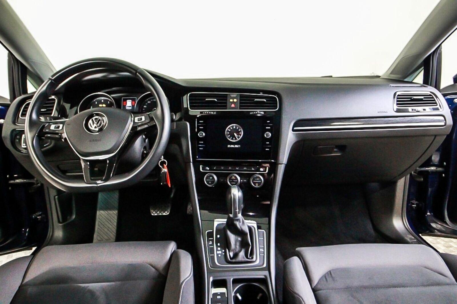 VW Golf VII 2018