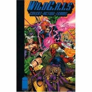 Wildcats-TPB-Variant-Edition-Sealed-1993-Image-Comics-Jim-Lee