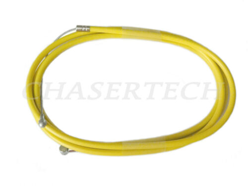 MTB Road BMX Bicycle Bike Universal Brake Cable w// Housing Yellow 1 Piece