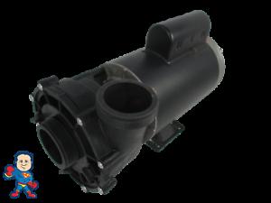 Bomba LX WUA300II Spa Jacuzzi 56Fr Guangdong 2  X 2 3HP 2 velocidad 230V video cómo