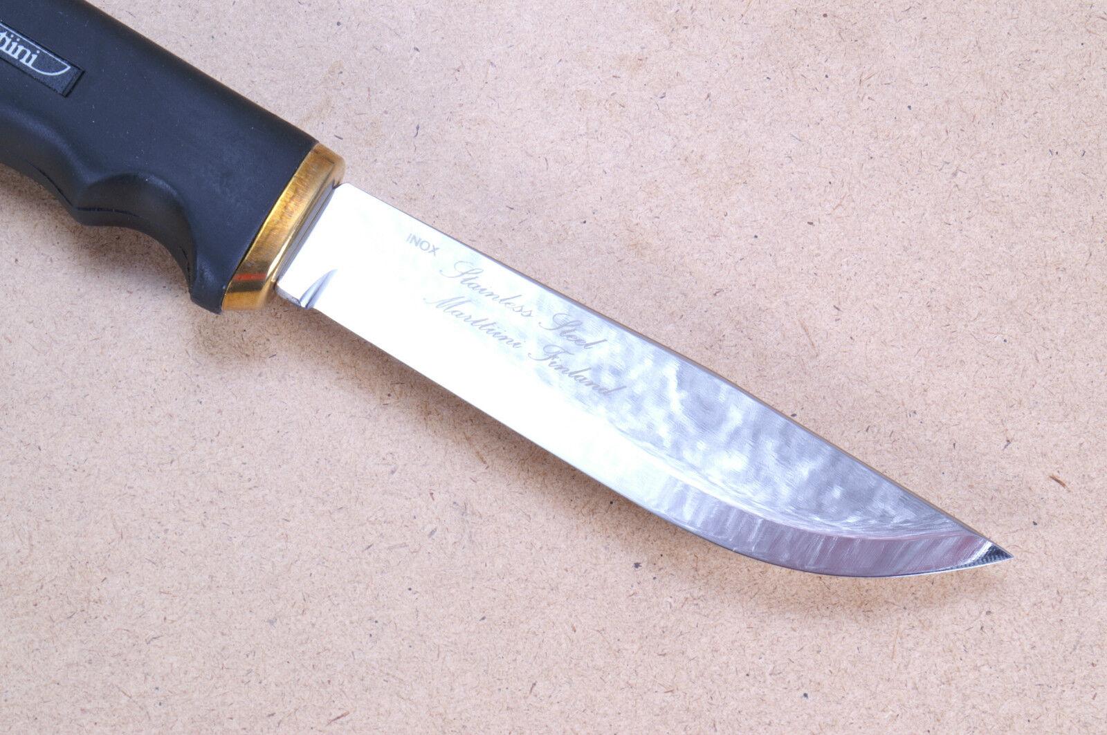 Marttiini Finnenmesser Jagdmesser Jagdmesser Finnenmesser Gürtelmesser Fahrtenmesser Finnland INOX M03 063438