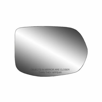 Fit System 80268 Honda CR-V EX//LX Right Side Power Replacement Mirror Glass with Backing Plate
