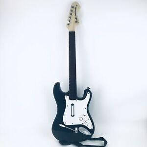 Fender Stratocaster Rock Band Harmonix Wii Wireless Guitar #NWGTS2