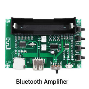 PAM8403-Bluetooth-Amplifier-Board-Stereo-Moudle-2-Channel-10W-for-18650-Battery