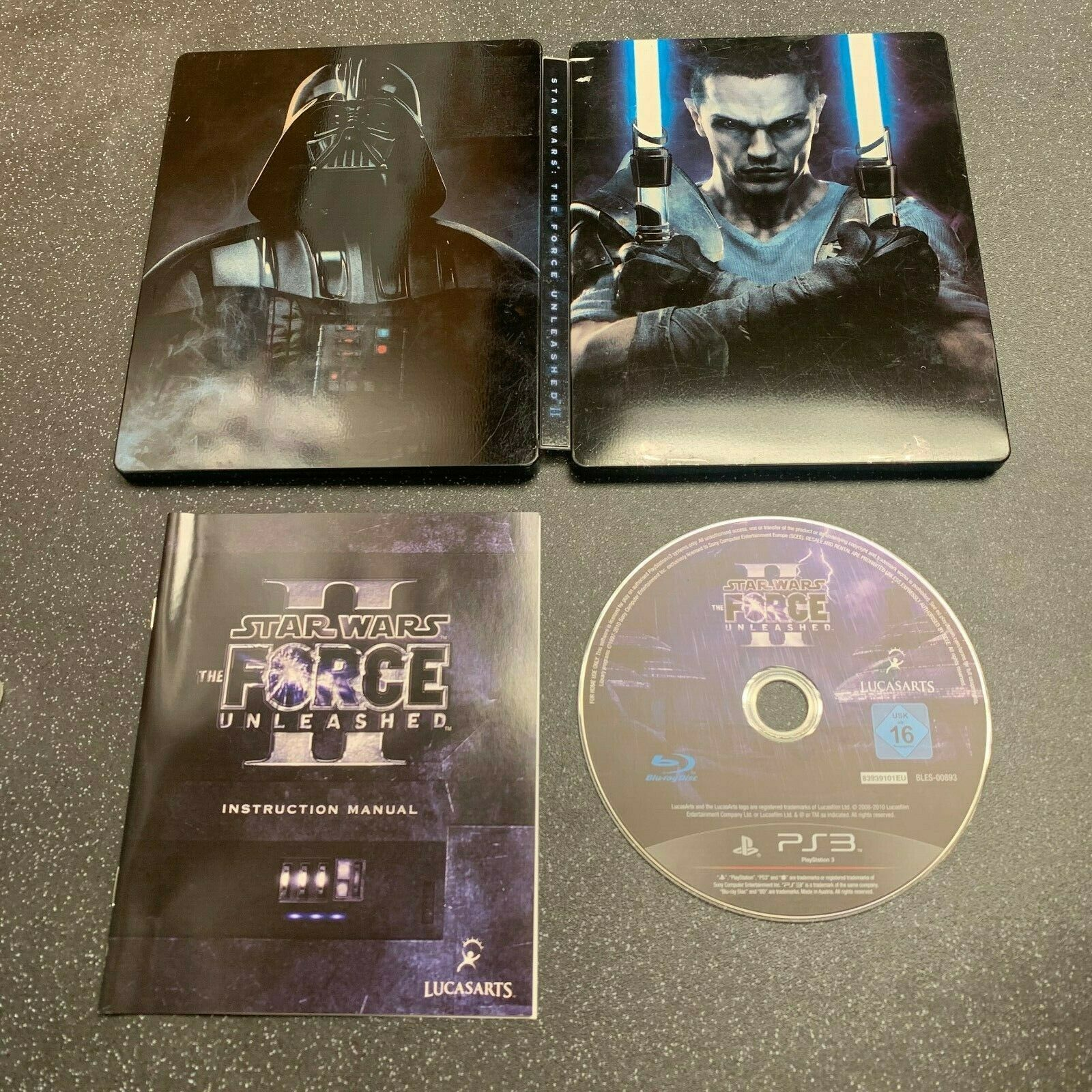 (NE6) Star Wars: The Force Unleashed II - Avis StarWars
