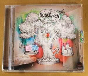 SUBSONICA-EDEN-2001-EMI-MUSIC-OTTIMO-CD-AB-072