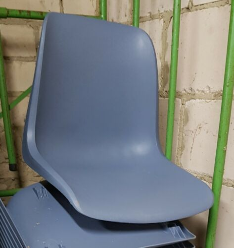 1 NEW Seat Cover for Helmut strong Designer Chair Europe-Blue Grey