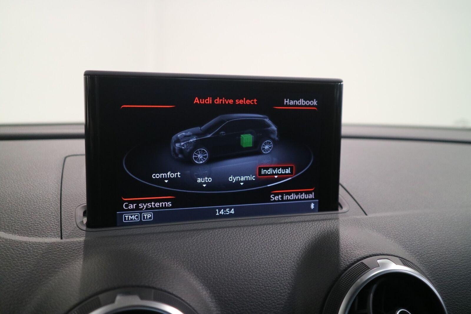 Audi A3 1,4 e-tron Ambition Sportback S-tr. - billede 6