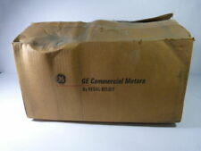 General Electric 15hp 1140rpm 208 230460v 56z 3ph 51 5025a 60hz New