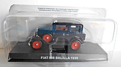 Die cast 1//43 Modellino Auto Carabinieri Fiat 508 Balilla 1935
