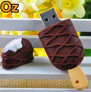 8GB Quality USB Flash Drives WeirdLand Cow USB Stick