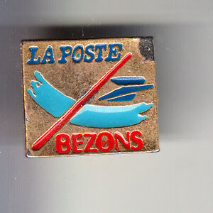 RARE-PINS-PIN-039-S-PTT-LA-POSTE-AGENCE-BUREAU-BEZONS-95-EM-BS
