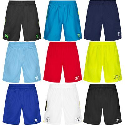 Fornitura Warrior Kingston Uomo Sport Shorts Allenamento Calcio Breve Pantaloni Fitness Short- Materiali Superiori