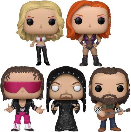 Vinyl WWE POP Vinyl Bundle Set Of 5 Pop