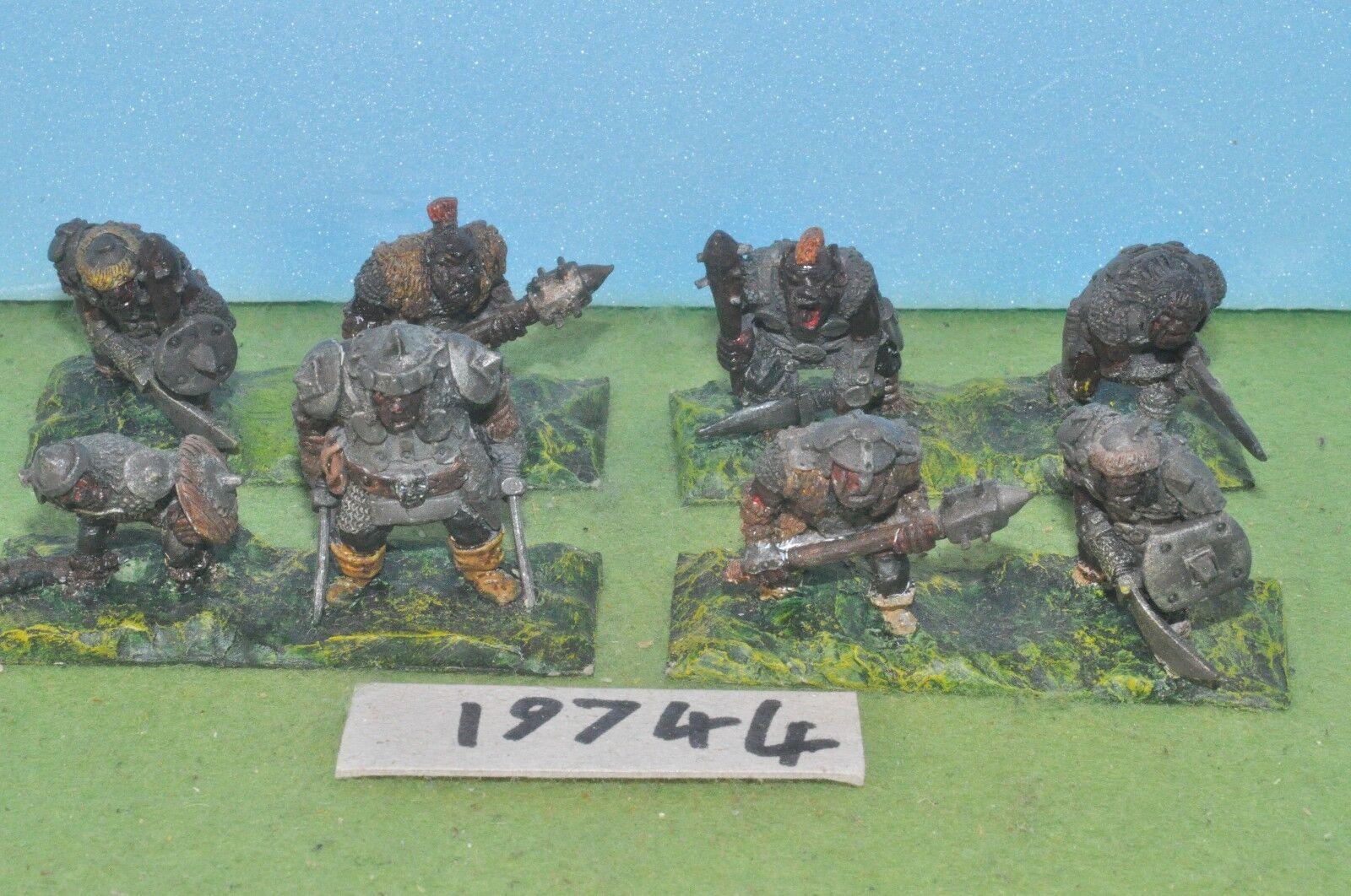 Item fantasy   warhammer - destruction orc boys 8 metal fantasy sigmar - (19744)
