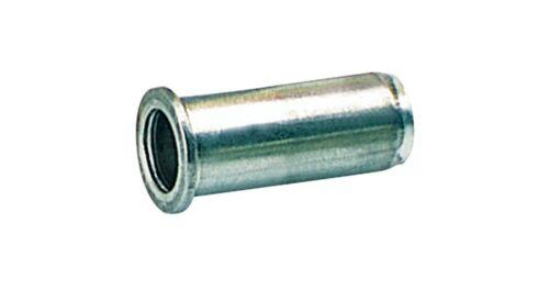 PROMAT 50x M8 Blindnietmutter Nietmutter Alu nietbare Materialstärke 1,0-4,0 mm