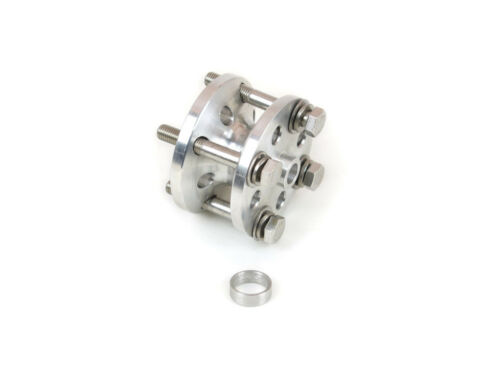 Canton 75-615 1.5 Inch Fan Spacer Billet Aluminum With Bolts For Chevy and Ford