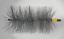 thumbnail 2 - CFC012 360cm/12' Flue Cleaning Kit w 200mm/8 inch Gal Crimp Brush Head